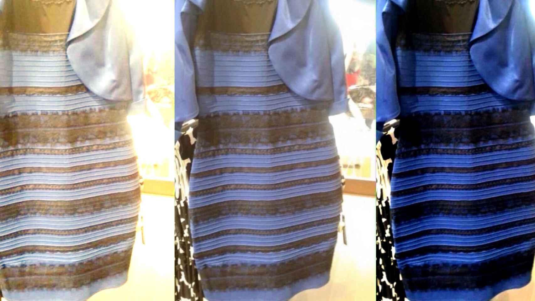 El famoso caso del vestido dio lugar a tres estudios científicos.